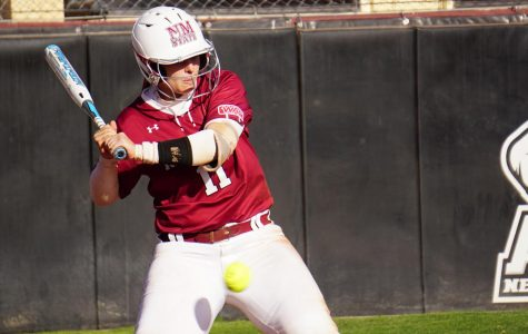 Aggies end WAC play with two commanding wins, clinch top seed for conference tournament