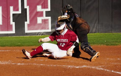 NMSU sweeps doubleheader with UTEP, enters WAC play on a high