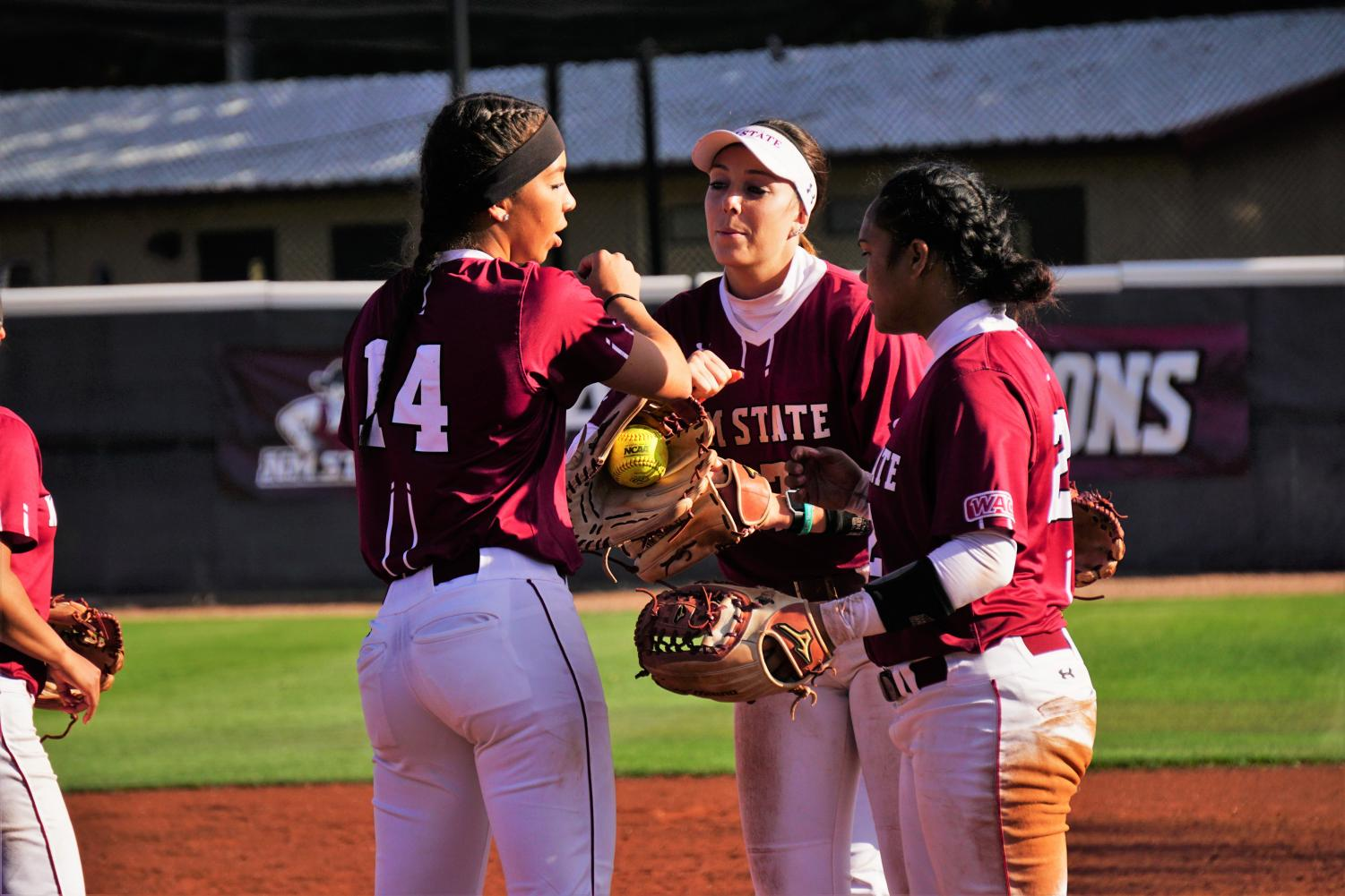 NMSU looks to keep up recent success in the last few weeks of the regular season.