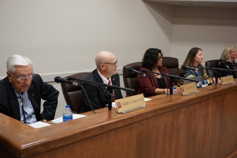 Board of Regents discuss potential tuition increase