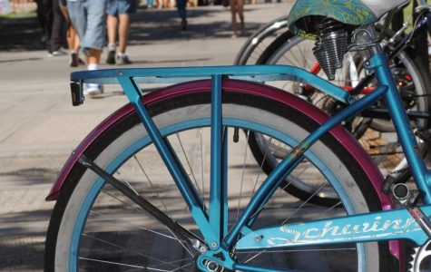 Bike Theft has been an issue for some NMSU students