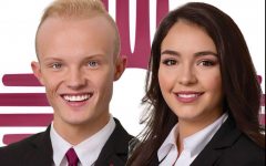 Morrow elected ASNMSU President; Cisneros elected Vice-President