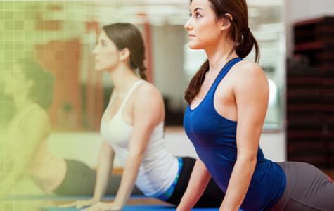 NMSU students use Buti yoga to de-stress