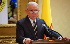 Attorney General Jeff Sessions addresses border issues in visit to Las Cruces