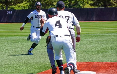 NMSU baseball ends senior day with a walk-off grand slam