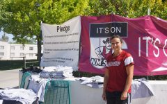 NMSU takes part in 'It's on Us' movement