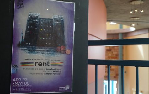 The musical 'Rent' set to begin today at NMSU