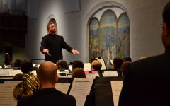 NMSU Wind Symphony traveled for Enchantment Tour this past week