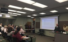 NMSU Faculty Senate discuss possible new degree and chancellor search