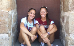 Amberg twins enjoy final season of competing together at New Mexico State