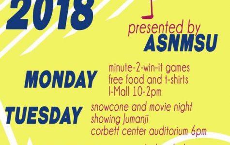 ASNMSU hosts Spring Fling 2018