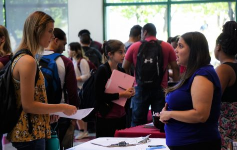 NMSU Career Services holds employment fair