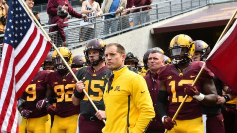 Know your foe: The Minnesota Golden Gophers