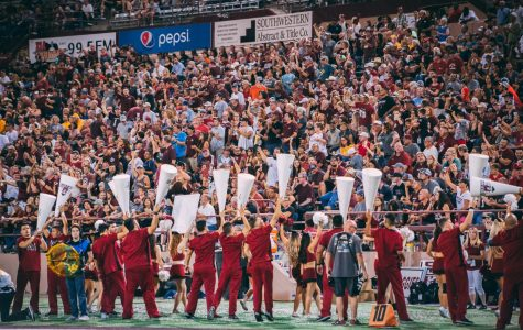 Aggie football returns home to host San Diego State