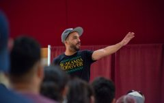 Hypnotist Chris Jones Returns to NMSU