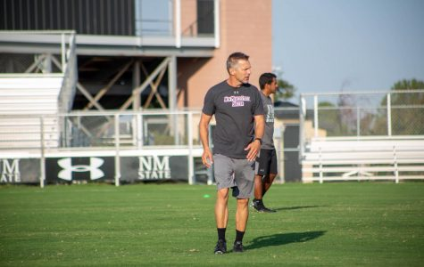 Aggies look to take big strides in Baarts' second year at the helm