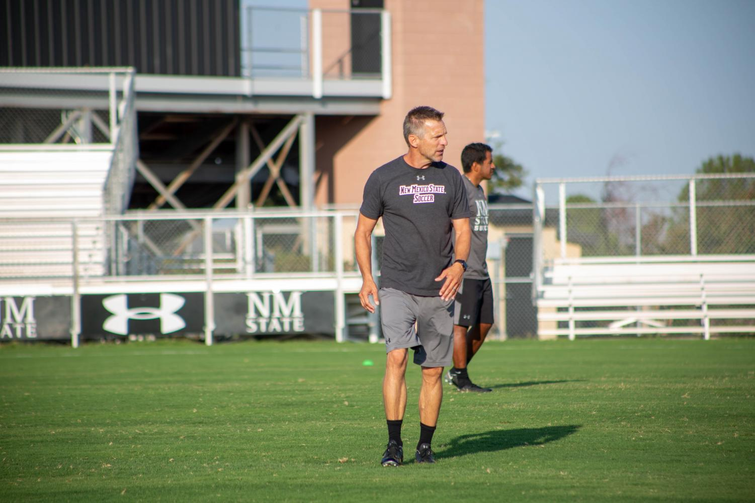 After a 2-16 first season, head coach Rob Baarts and his team look to turn the corner in 2019.