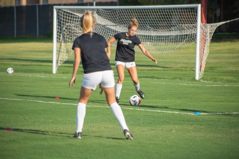 O'Connor hat trick lifts NM State to dominant 5-0 win over Cougars