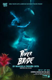 The River Bride showed September 21-30. Image courtesy of NMSU Theatre Dept.