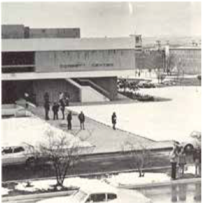 Photo+from+the+1975+yearbook.+Picture%0Afeatures+snow+covered+landscape.