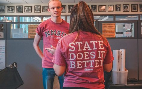 Aggie fans brace for game against bitter rival New Mexico