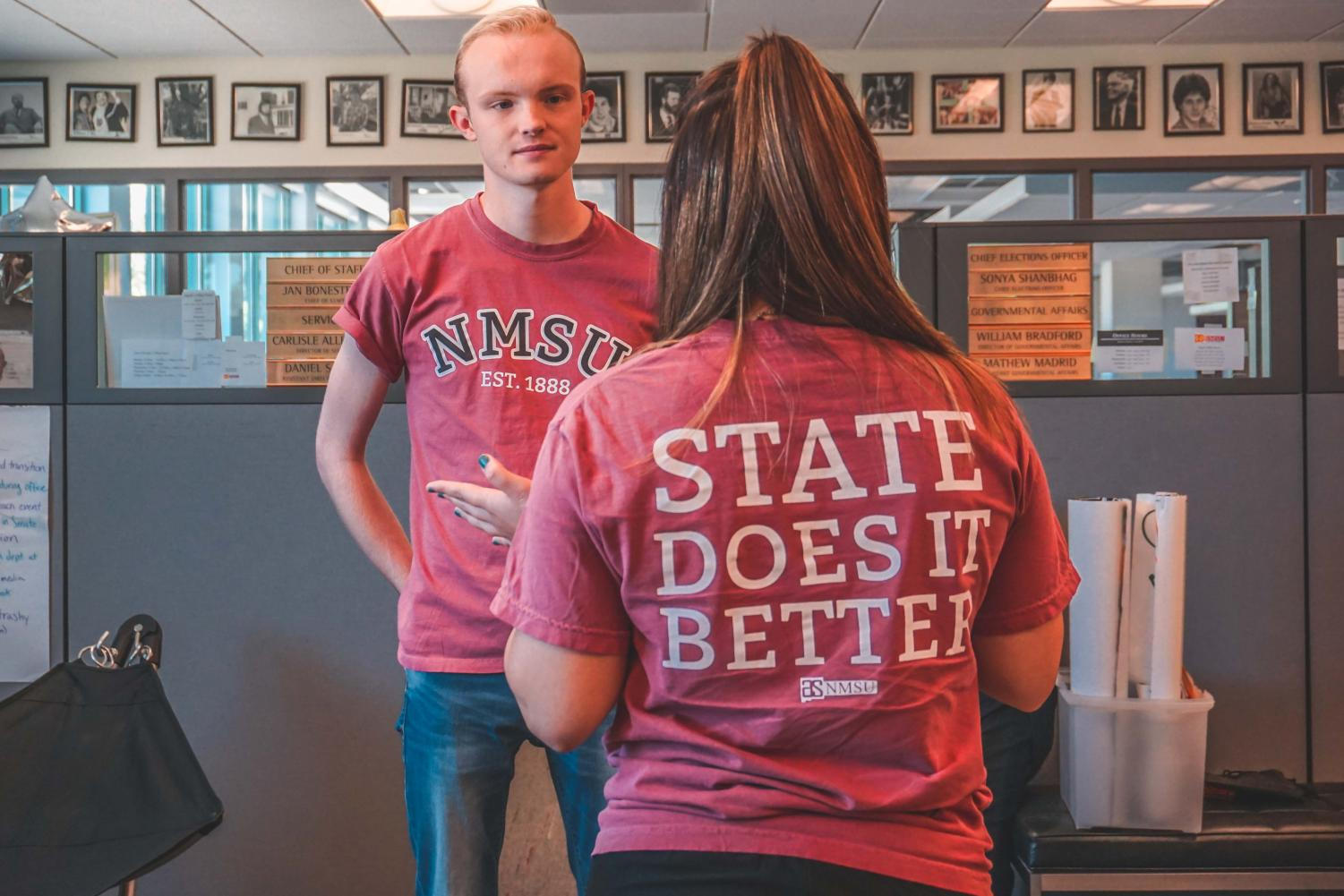 Senate Election Packets are now available in the ASNMSU offices and online.