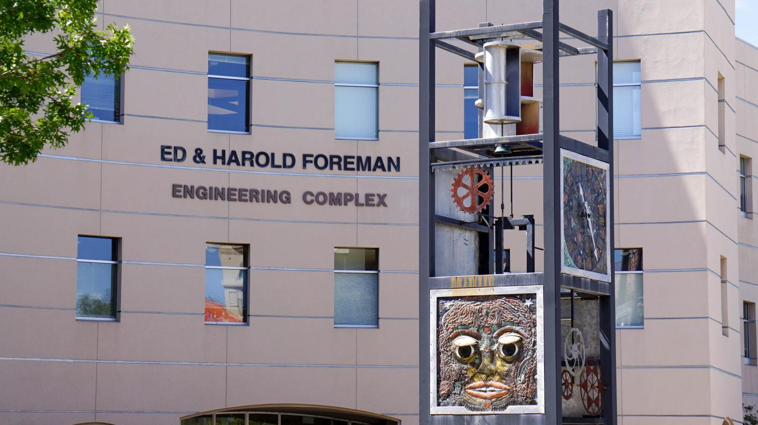 Ed and Harold Foreman Engineering Complex.