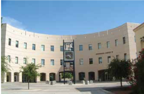 North side of the Engineering Complex III. Photo taken July 11, 2004