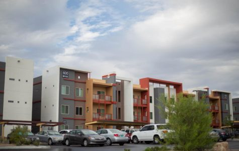 New, modern apartments attract NMSU students off-campus