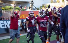 Aggies hold off UTEP for first win of the season