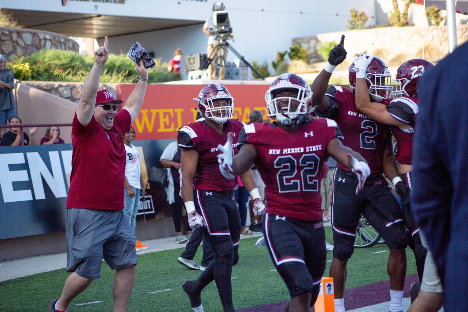 The Aggies go on the road against the nation's leading passing offense from 2018 to kickoff Doug Martin's seventh season at the helm.