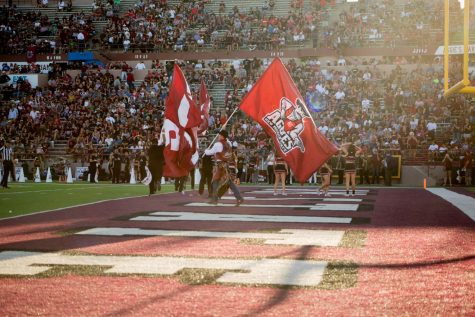 New Mexico State football looks to bounce back against Georgia Southern