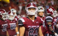 Aggies host Liberty for homecoming showdown
