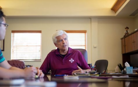 "Chancellor Arvizu aims to make NMSU a ""catalyst for change"""