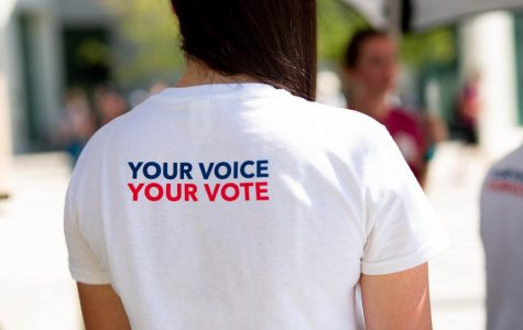 ASNMSU holds voter registration event on campus