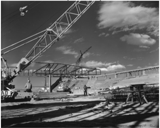 Pan+Am+construction+taking+place+in+1968.