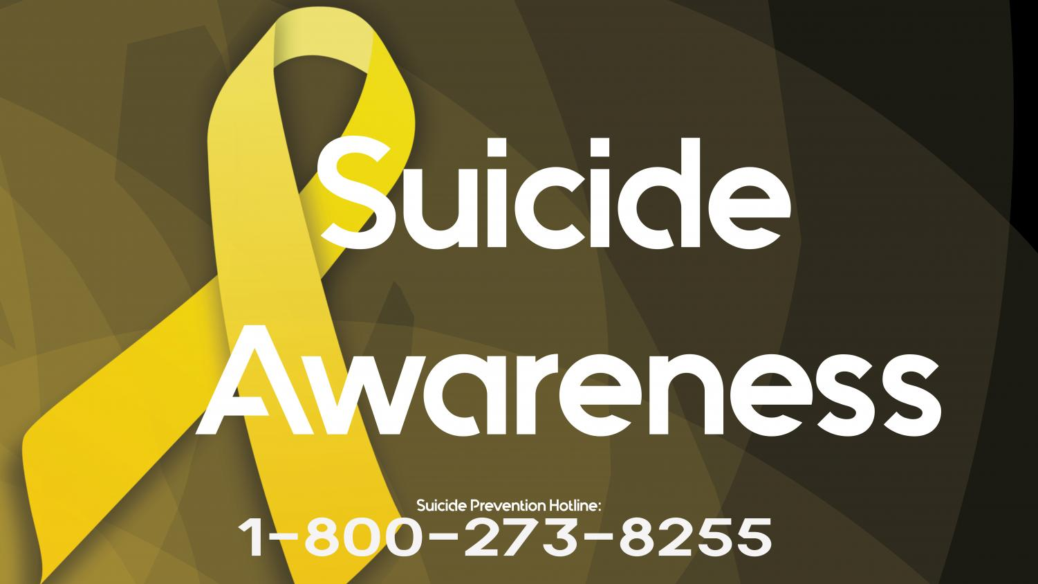 The end of September concludes National Suicide Awareness month in the U.S.