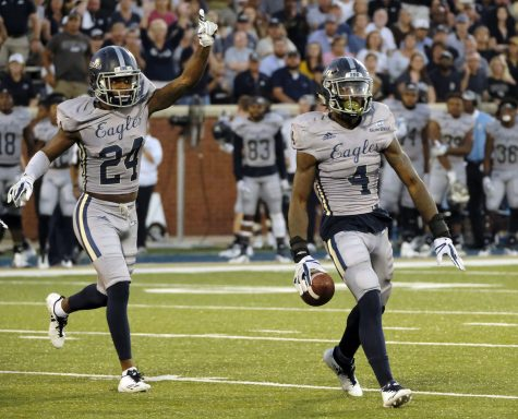 Know your foe: The Georgia Southern Eagles