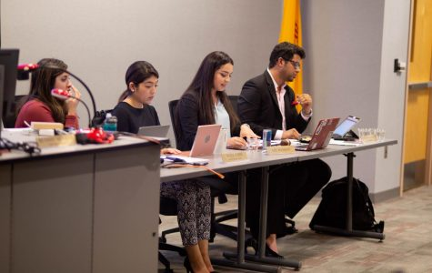 ASNMSU holds first meeting of 2019