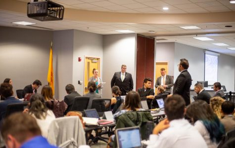 Graduate Students push for more transparency with administration
