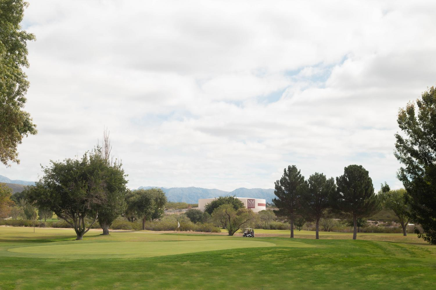 NMSU Golf Course projects their budget to be flat for the 2018-2019 year.