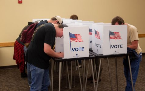 Early voting begins at NMSU in attempt to encourage young voters to vote