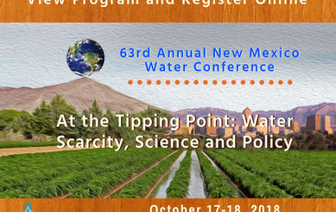 The 63rd New Mexico Water Conference held at Las Cruces Convention Center