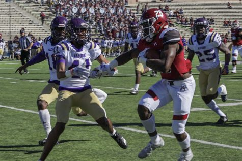 Late comeback effort not enough for NM State football in their season finale