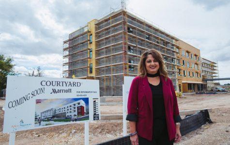 NMSU Alumna to lead Courtyard Marriott hotel