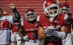 Open week gives NM State defense the chance to right ship as season winds down