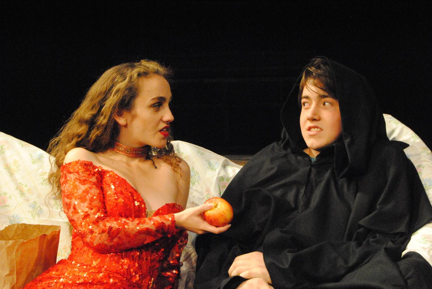 NMSU Theatre Arts production, Inspecting Carol is set to debut this holiday season.