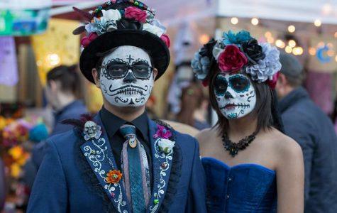 NMSU takes part in celebration of Día De Los Muertos