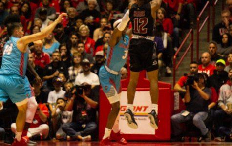 Harris torches his former head coach as Aggies win fourth-straight vs. New Mexico