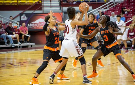 Aggies dominate in season opener against UTPB